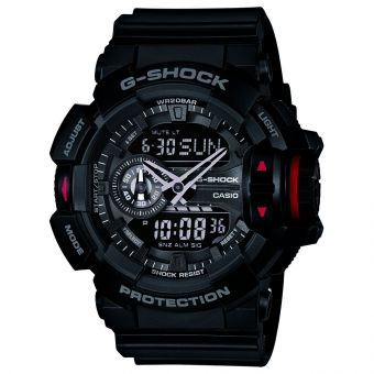 G-Shock Casio Men's GA 400 1BER Watch
