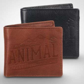 Animal DW6WJ025 Peako Wallet
