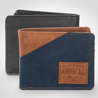Animal Melvich Wallets
