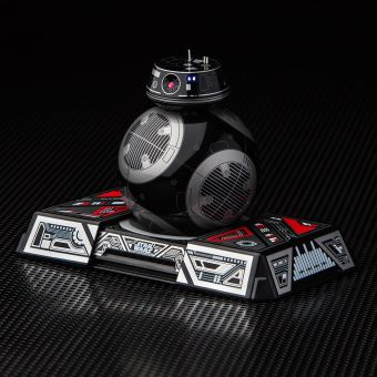Star Wars The Last Jedi BB-9E with Trainer