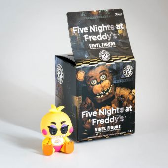 Five Nights At Freddy's Mystery Mini Vinyl Figures
