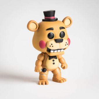 Five Night's at Freddy's Toy Freddy Limited Edition Pop! Vinyl
