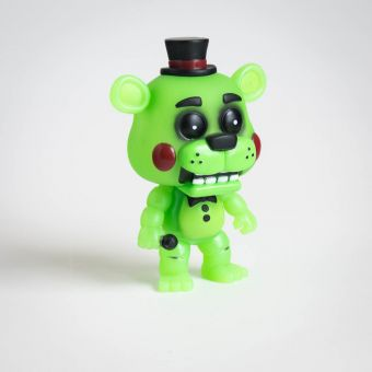 Five Nights at Freddy's Glow in the Dark Toy Freddy Pop! Vinyl