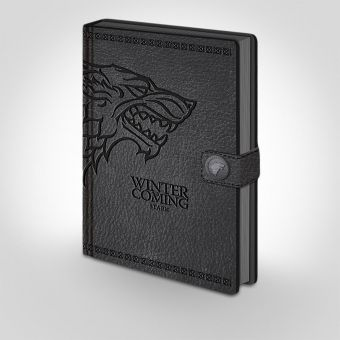 Game of Thrones A5 Stark Notebook