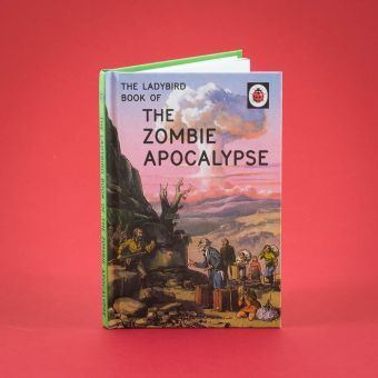 Ladybird Book of the Zombie Apocalypse