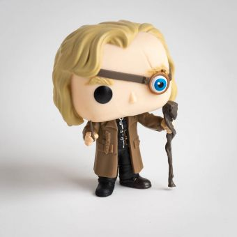Harry Potter Mad Eye Moody Pop! Vinyl