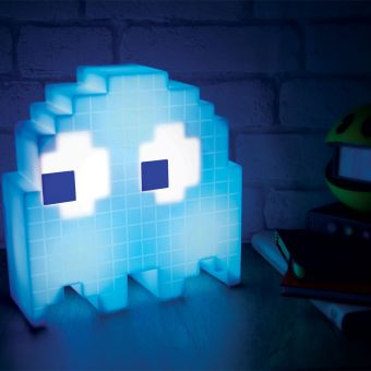 Pac-Man Pixel Ghost Lamp