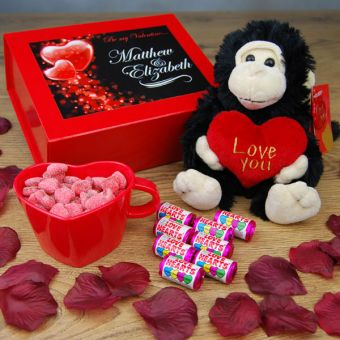 Be My Valentine Gift Box