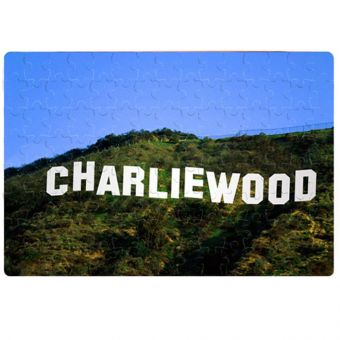 Hollywood Sign Jigsaw