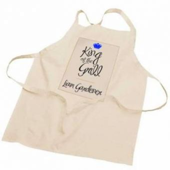 King of the Grill Apron