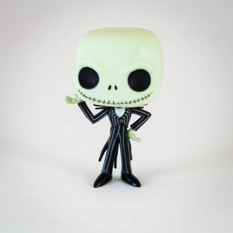 Nightmare Before Christmas Jack Skellington POP Vinyl Figurine