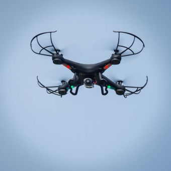 RC Tech Drone With Camera