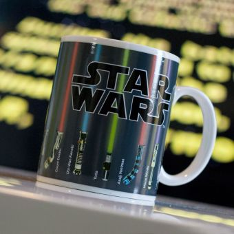 Star Wars Lightsaber Mug
