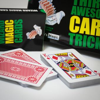 Thirty Awesome Card Tricks