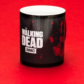 The Walking Dead Heat Change Mug