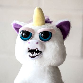 Glenda Glitterpoop Unicorn - Feisty Pets