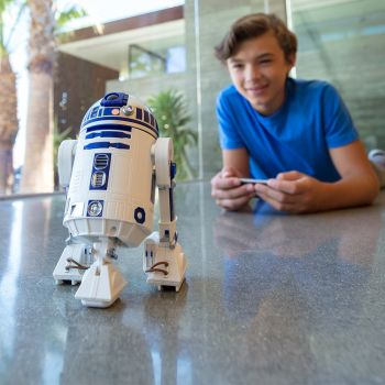 Star Wars The Last Jedi App-Enabled R2-D2