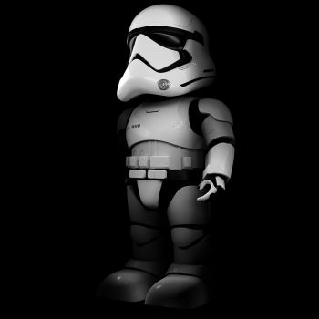 Star Wars Stormtrooper Robot
