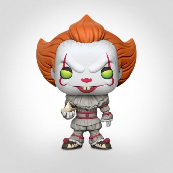 Stephen King's It Pennywise Pop! Vinyl