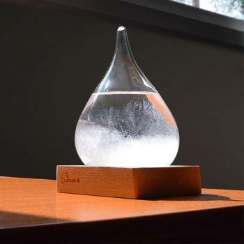 Storm Glass Small Drop