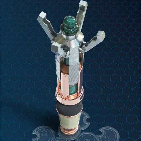 Twelfth Doctor Who's Sonic Screwdriver Universal Remote
