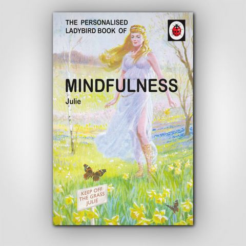 For Her: Personalised Mindfulness Book