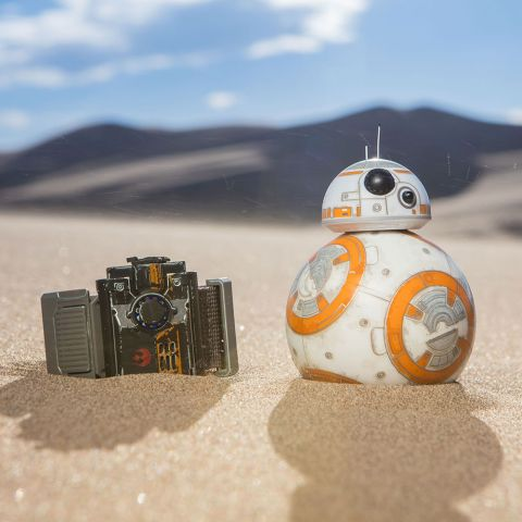 BB8 and Force Band Special Edition Bundle