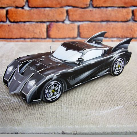 Build Your Own Batmobile