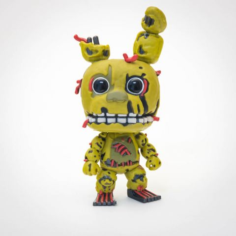 Five Nights At Freddy's Springtrap Pop! Vinyl