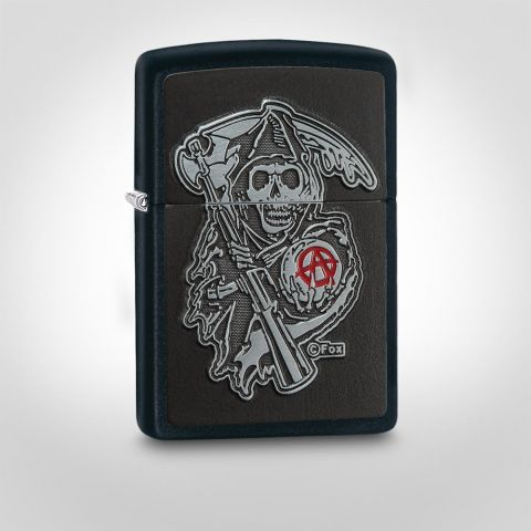 Zippo Sons Of Anarchy Cigarette Lighter