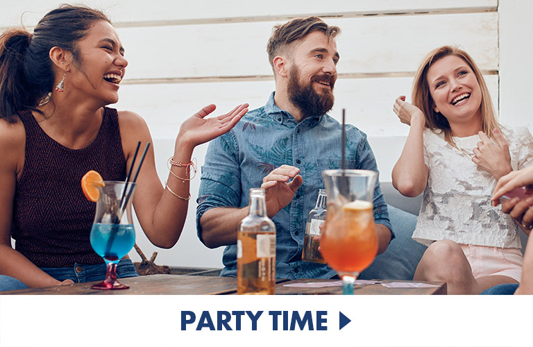 Outdoor Party Time