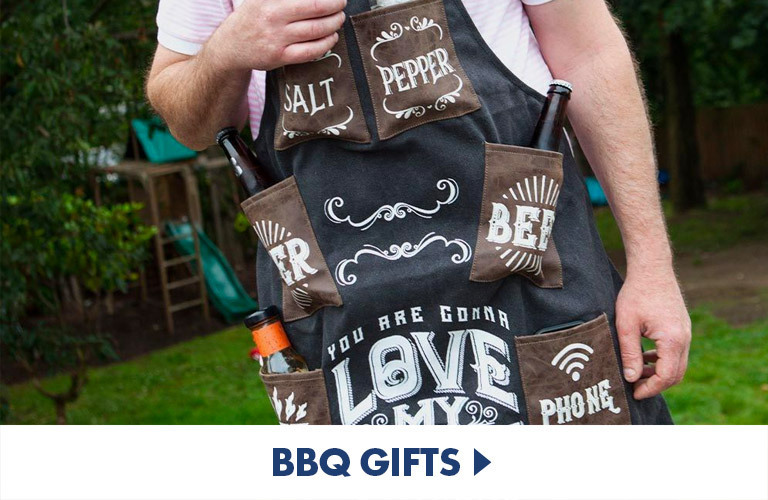 Get all your BBQ Tools, barbecue sauces and and barbeques right here to plan the perfect day in the sun