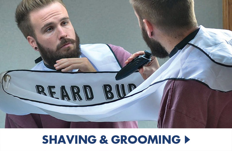 Grooming, shaving and pampering gifts for men who like to look the part