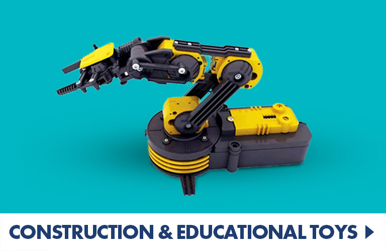 STEM Toys and other construction kits and Toys