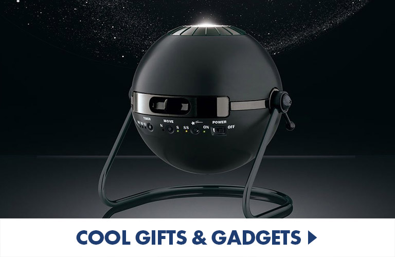 Cool gifts & gadgets - perfect for the gadget fan in your life