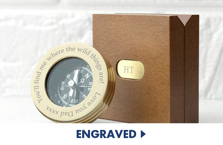 Engraved Gifts - Perfect for graduation gifts, wedding gifts, and much more