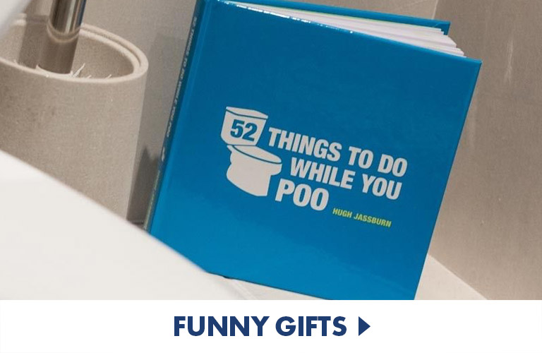 FUnny Gifts that are certain to trigger the laughter you're after