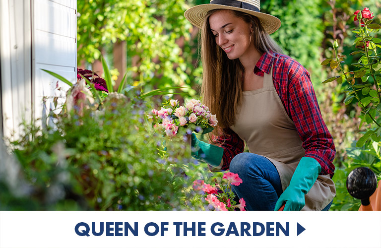 Beautiful outdoor habitats, planting accessories and gardening tools for the Garden-loving women