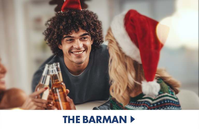 Beer, Win and Whisky Gift ideas for the barman in your life