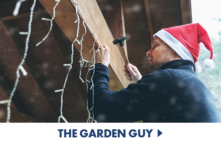 Great outdoor gifts, bbq tools and more gardening equipment for the Men who love to be outside