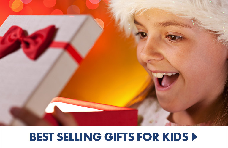 Top 100 Christmas Gifts for Kids