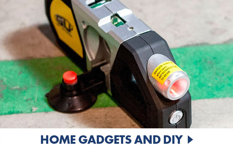DIY tools and home gadgets, great gifts for the handyman