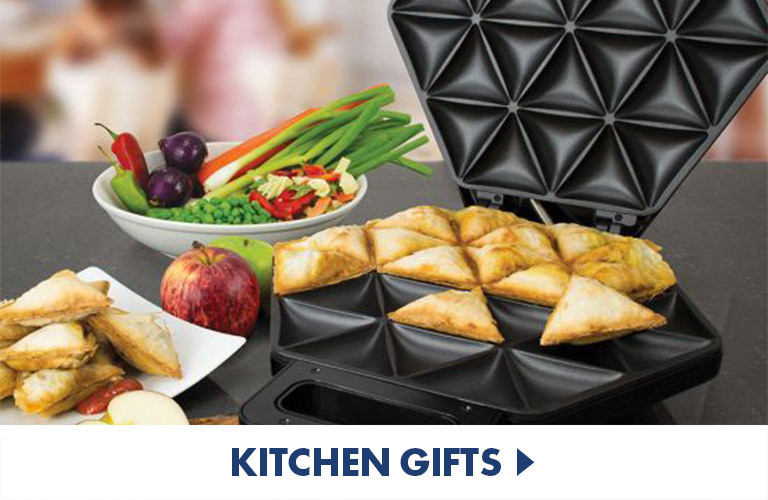 Kitchen gifts to help make cooking and baking a great experience