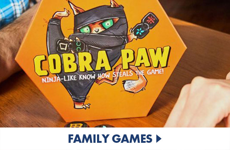 Family games - Good, clean fun for the whole family