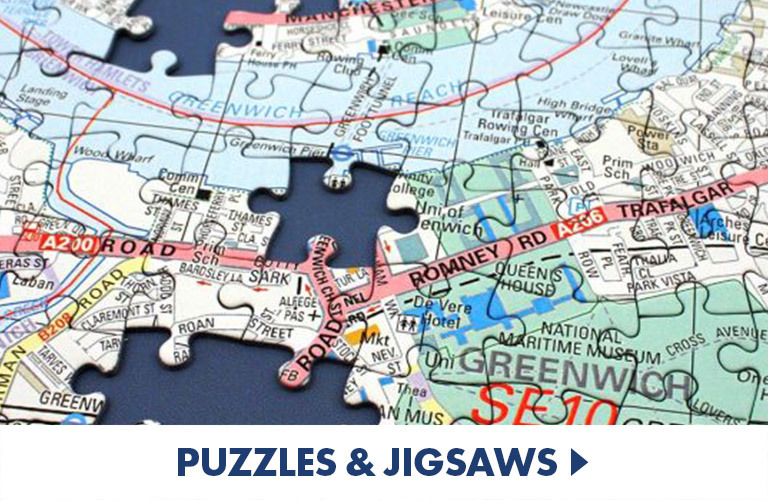 Puzzles & Jigsaws - Great Entertainment for hours of fun