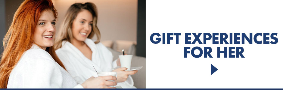 Spa & Beauty experiences and short breaks for women who love to live their life
