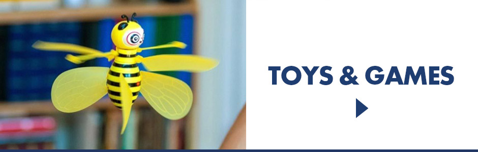 All kinds of toy, games and more fun gifts for kids