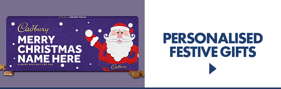 Personalised Festive Gifts