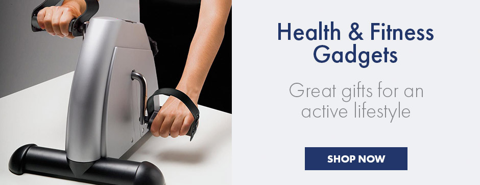 Health and Fitness Gadgets - Great gifts for an active lifestyle