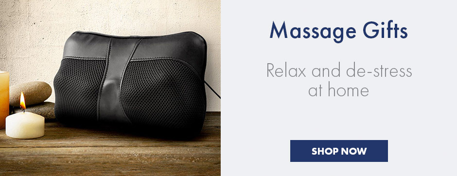Massage Gifts - Relax and destress at home